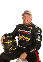 Mar. 18, 2011; Chandler, AZ, USA;  LOORRS driver Robbie Pierce poses for a portrait at Firebird International Raceway. Mandatory Credit: Mark J. Rebilas