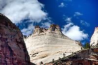 Zion National Park, Utah (Color)