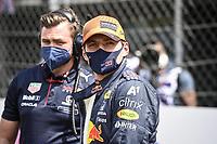 July 4th 2021;  Red Bull Ring, Spielberg, Austria; F1 Grand Prix of Austria, race day;   F1 Grand Prix of Austria 33 Max Verstappen NED, Red Bull Racing, F1 Grand Prix of Austria at Red Bull Ring