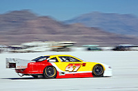 Speed Week 2007 Bonneville Salt Flats Wendover UT 2000 Pontiac Grand Prix 4711 C/FALT