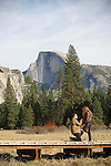 Surprise Proposal in Yosemite National Park, <br /> She said Yes!, Engagement Session, Photos by Joelle Leder Photography Studio, Yosemite Photographer