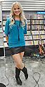 "Jessica Wolff promoting her album ""Renegade"" in Japan"