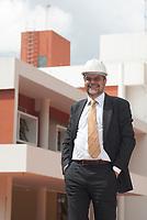 Data: 02/03/2010<br /> Belém, Pará, Brasil.<br /> Entrevista com Maurílio Monteiro. secretário de estado do governo do Pará, a frente da SEDECT - Secretaria de Desenvolvimento, Ciência e Tecnologia é fotografado em seu gabinete e em frente ao Parque de Ciência e Tecnologia Guama.<br /> Personagem: Maurílio Monteiro<br /> Fotos: Paulo Santos/