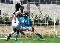 Georgia Bulldogs vs Arkansas Razorback Women's Soccer -   Chloe Chapman (20)<br />
