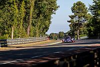 #32 United Autosports Oreca 07 - Gibson LMP2, Nicolas Jamin, Jonathan Aberdein, Manuel Maldonado, 24 Hours of Le Mans , Test Day, Circuit des 24 Heures, Le Mans, Pays da Loire, France