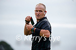 Referee, Conor Lane during the Allianz Football League Division 1 Semi-Final, between Tyrone and Kerry at Fitzgerald Stadium, Killarney, on Saturday.