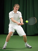 12-03-10, Rotterdam, Tennis, NOJK, 18 jaar, Jelle Sels