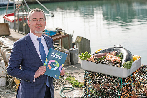 BIM CEO Jim O'Toole launches its flagship Business of Seafood report. The report gives an overview of the industry's performance in 2020