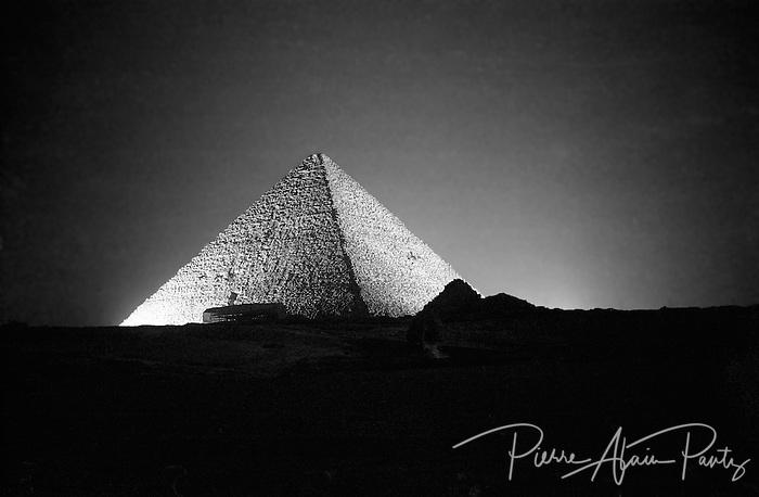 le caire, pyamide de Kheops
