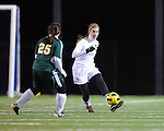 Dominican defeats Central Lafourche, 4-0, in the first round of the Girls LHSAA Soccer Playoffs held at Pan American Stadium.
