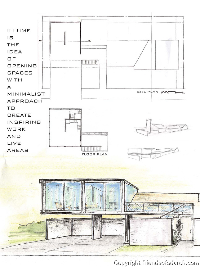 Student entry in FSDA's ADU Competition 2004. David Denman.