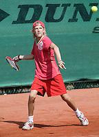 12-8-06,Den Haag, Tennis Nationale Jeugdkampioenschappen, Max de Vroome