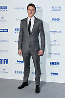 George MacKay<br /> arriving for the British Independent Film Awards 2019 at Old Billingsgate, London.<br /> <br /> ©Ash Knotek  D3541 01/12/2019