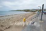 A very quiet Ballyheigue beach on Saturday