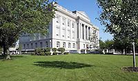 Hardin County Courthouse Thursday June 5, 2003 in Kenton, Ohio.<br />