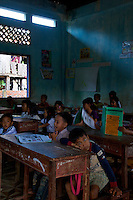 Rural School near Battambang, Cambodia