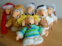 BNPS.co.uk (01202 558833)<br /> Pic: GillSeyfang/BNPS<br /> <br /> Womble soft toy's from the 2010's.<br /> <br /> An environmentalist is selling the world's biggest Womble collection after the famous furry creatures inspired her to save the planet as a child.<br /> <br /> Gill Seyfang, a senior lecturer in Sustainable Consumption at the University of East Anglia, owns over 1,700 items relating the furry creatures.<br /> <br /> Her vast collection ranges from soft toys to rubbish bins and was recognised by the Guinness Book of Records in 2016.<br /> <br /> Ms Seyfang, from Norwich, Norfolk, began amassing the group in the 1970s and it has continued to grow ever since.