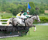 Matt McCarron guides Last Noble to vitory in the finale at Great Meadow.