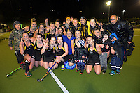 160813 Wellington Women's Hockey Final - Dalefield v Eastern Hutt