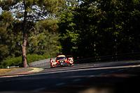 #26 G-Drive Racing Aurus 01 - Gibson LMP2, Roman Rusinov, Franco Colapinto, Nyck De Vries, 24 Hours of Le Mans , Test Day, Circuit des 24 Heures, Le Mans, Pays da Loire, France