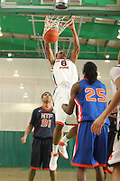 April 8, 2011 - Hampton, VA. USA; Russell Woods participates in the 2011 Elite Youth Basketball League at the Boo Williams Sports Complex. Photo/Andrew Shurtleff