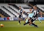 Gavin Reilly scores the second goal for St Mirren
