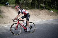 Brent Van Moer (BEL/Lotto Soudal) in the descent of the Col de Beixalis<br /> <br /> Stage 15 from Céret to Andorra la Vella (191km)<br /> 108th Tour de France 2021 (2.UWT)<br /> <br /> ©kramon