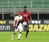 Milano 12-05 2021<br /> Stadio Giuseppe Meazza<br /> Serie A  Tim 2020/21<br /> Milan - Cagliari<br /> Nella foto:  Franck Kessie                                    <br /> Antonio Saia Kines Milano
