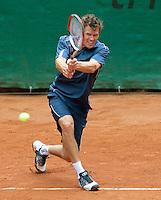7-6-09, Amersfoort, Tennis, playoffs competitie, Dennis van Scheppingen