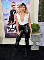 """LOS ANGELES, USA. June 11, 2019: Gabriela Bandy at the premiere of """"Murder Mystery"""" at Regency Village Theatre, Westwood.<br /> Picture: Paul Smith/Featureflash"""