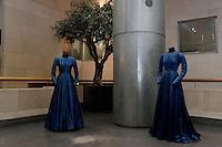 Exposition de robes - Avant-premiere du film ' Le Secret de la Chambre Noire ' de Kiyoshi Kurosawa - La Cinematheque francaise 6 fevrier 2017 - Paris - France
