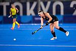 Women's match between New Zealand and Australia, Oi Hockey Stadium, Tokyo, Japan, Thursday 29 July 2021. <br /> Photo: Alisha Lovrich/HockeyNZ/www.bwmedia.co.nz