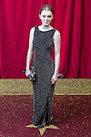 © Licensed to London News Pictures . 16/05/2015 .  The Palace Hotel , Manchester , UK . AMY KELLY . The red carpet at the 2015 British Soap Awards , The Palace Hotel , Oxford Road , Manchester . Photo credit : Joel Goodman/LNP