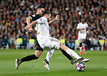 Real Madrid CF's Dani Carvajal during UEFA Champions League match, round of 16 first leg between Real Madrid and Manchester City at Santiago Bernabeu Stadium in Madrid, Spain. February Wednesday 26, 2020.(ALTERPHOTOS/Manu R.B.)