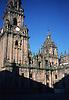 Cathedral of Santiago de Compostela<br /> <br /> Catedral de Santiago de Compostela<br /> <br /> Kathedrale von Santiago de Compostela<br /> <br /> Original: 35 mm slide transparency