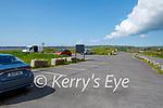 A very quiet Blennerville Lohercannan walkway on Saturday