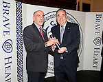First Minister presents a 2011 Brave@Heart award to Steven Anson from Glasgow.Pic Kenny Smith, Kenny Smith Photography.6 Bluebell Grove, Kelty, Fife, KY4 0GX .Tel 07809 450119,