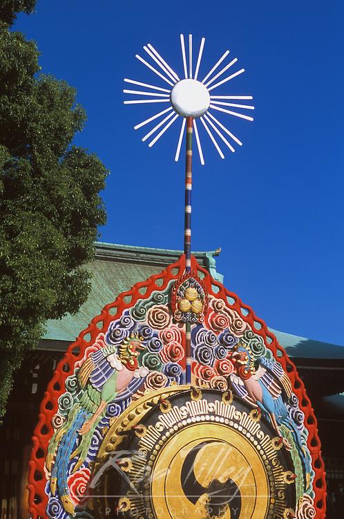 Asia, Japan, Tokyo, Meiji Shrine, Autumn Festival (Aki Matsuri)