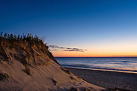 Nauset Beach, Cape Cod National seashore, Orleans, Cape Cod, Massachusetts, USA