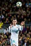 Gareth Bale of Real Madrid in action during the La Liga 2017-18 match between FC Barcelona and Real Madrid at Camp Nou on May 06 2018 in Barcelona, Spain. Photo by Vicens Gimenez / Power Sport Images