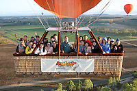 20121002 October 02 Hot Air Balloon Cairns