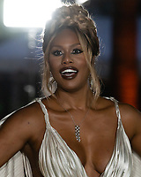 25 September 2021 - Los Angeles, California - Laverne Cox. Academy Museum of Motion Pictures Opening Gala held at the Academy Museum of Motion Pictures on Wishire Boulevard. Photo Credit: Billy Bennight/AdMedia