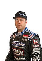 Mar. 18, 2011; Chandler, AZ, USA;  LOORRS driver Travis Coyne poses for a portrait at Firebird International Raceway. Mandatory Credit: Mark J. Rebilas