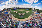 June 5, 2021; Notre Dame plays Uconn in the NCAA Baseball regional tournament at Eck Baseball Stadium. (Photo by Matt Cashore/University of Notre Dame)