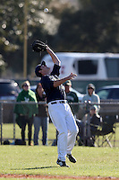 February 28, 2010:  First Baseman Mike Dufek of the Michigan Wolverines during the Big East/Big 10 Challenge at Raymond Naimoli Complex in St. Petersburg, FL.  Photo By Mike Janes/Four Seam Images