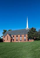 Salisbury  School chapel.