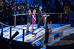 HRH Prince Charles officially opens the 21st Commonwealth games<br /> <br /> *This image must be credited to Ian Cook Sportingwales and can only be used in conjunction with this event only*<br /> <br /> 21st Commonwealth Games - Wales Opening Ceremony - Carrara Stadium - 04/04/2018 - Gold Coast City - Australia
