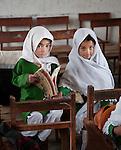 Jafarabad Primary School, a CAI school in the Shigar Valley, near Skardu, Pakistan on Sept 14, 2010.  Photos by Ellen Jaskol.