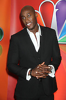 Jermaine Paul at NBC's Upfront Presentation at Radio City Music Hall on May 14, 2012 in New York City. ©RW/MediaPunch Inc.