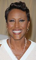 NEW YORK CITY, NY, USA - APRIL 23: TV anchor and Author Robin Roberts promotes and signs copies of her book 'Everybody's Got Something' at Barnes & Noble, 5th Avenue on April 23, 2014 in New York City, New York, United States. (Photo by Jeffery Duran/Celebrity Monitor)